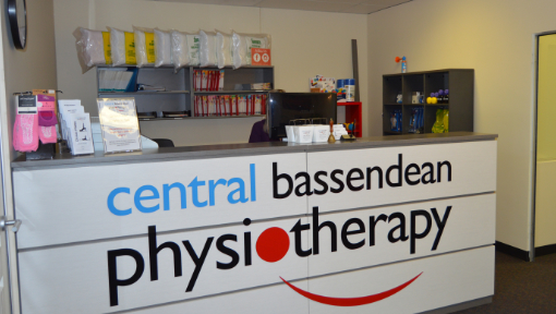 Central Bassendean Physiotherapy Front Desk